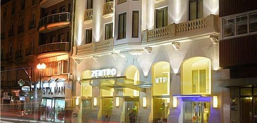 Hotel Silken Zentro en Zaragoza