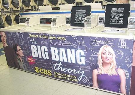 lavanderia big bang