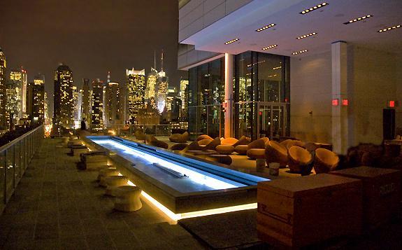 terraza Nueva York