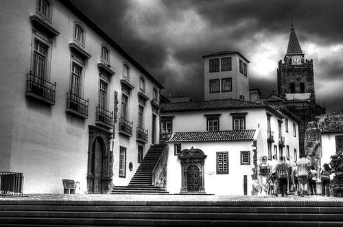 Catedral de Funchal Madeira