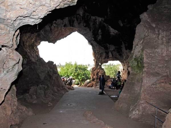 cuevas del Nahal Me'arot Uadi Al Mughara (Israel)
