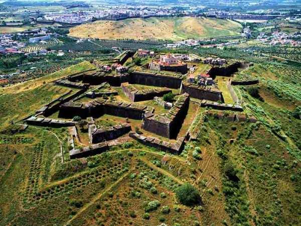 fortificaciones de Elvas (Portugal)