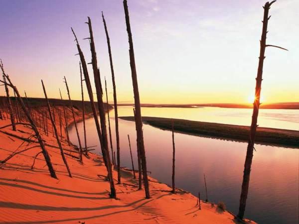 Parque Natural de los Pilares del Lena (Federación de Rusia)